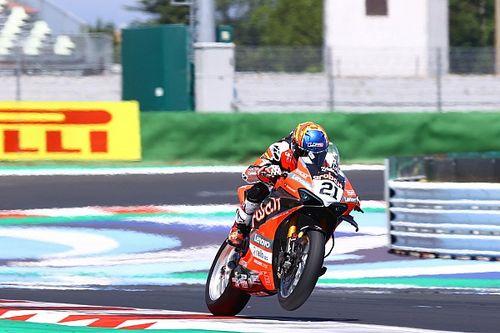 Hasil Superpole Race WSBK Italia: Rinaldi Kembali Taklukkan Razgatlioglu-Rea
