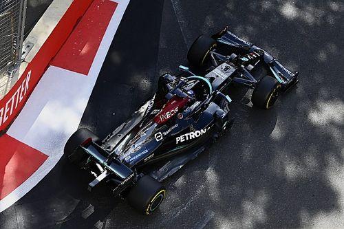 Hamilton begrijpt niets van gewichtstoename Formule 1-wagens