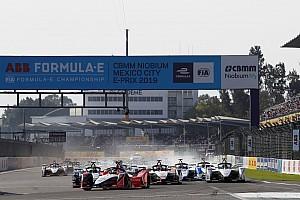 Di Grassi wint ePrix van Mexico na krankzinnige slotfase, Frijns P11
