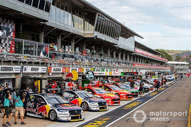 Supercars Deputy Race Director transition underway