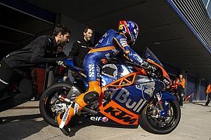 Galería: el primer test oficial de Moto2 y Moto3 en Jerez