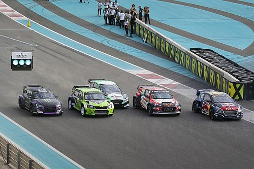 World RX announces cancellation of Abu Dhabi round