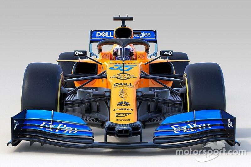 La MCL34, première étape du retour en force espéré par McLaren