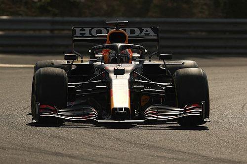 Red Bull en Verstappen klokken snelste pitstop in Hongarije