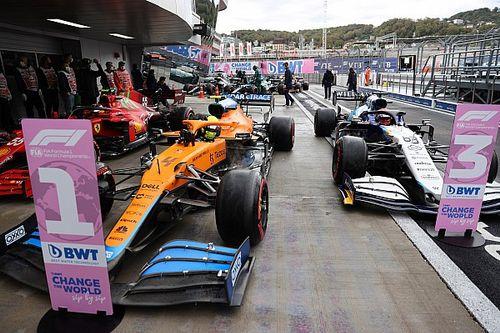 ¿Cuál es la mejor estrategia de neumáticos para el GP de Rusia?