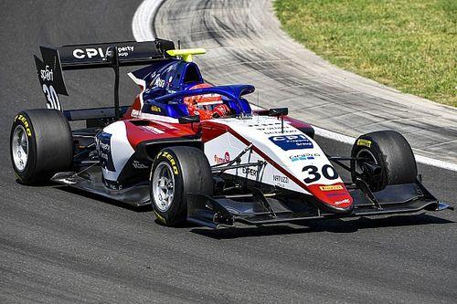 F3: Enzo Fittipaldi diz que pneus podem ter custado vitória