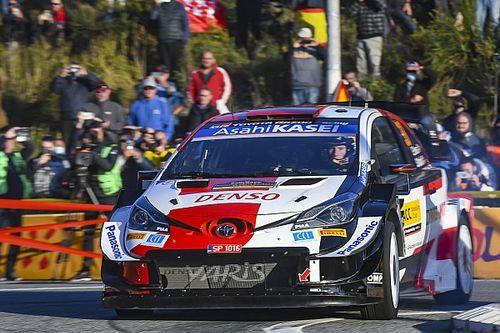 Evans comienza líder el Rally de España