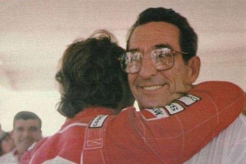 Milton da Silva, padre de Ayrton Senna, murió a los 94 años
