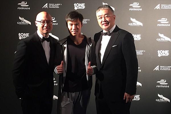 Il team Techeetah fra mitologia cinese e... junior Ferrari!