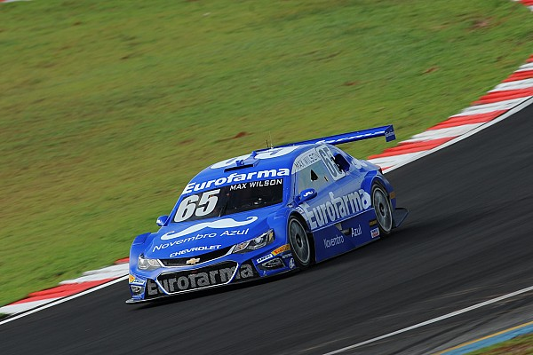 Stock Car Brasil Brazilian V8 Stock Cars: Max Wilson flies and takes pole in Cascavel
