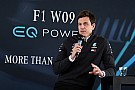 Toto Wolff: Mercedes-Dominanz ist nicht unser Problem