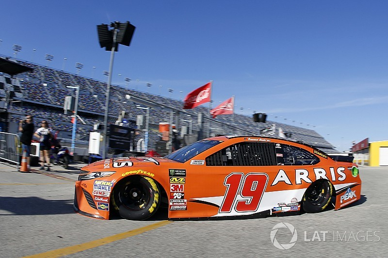 NASCAR-Freitag in Daytona: Zwei Bestzeiten für Daniel Suarez