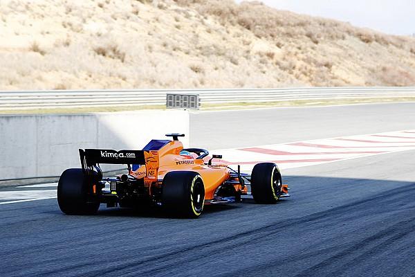 Formule 1 Actualités Après avoir testé la MCL33, Alonso prédit