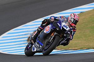 Supersport Qualifiche Phillip Island, Superpole: Mahias e Caricasulo firmano l'1-2 Yamaha