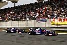 У Toro Rosso розпочали масштабний аналіз спаду темпу в Китаї