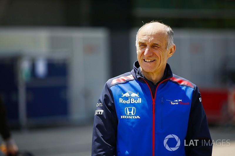 Toro Rosso hoopt Japanse coureur in te kunnen lijven