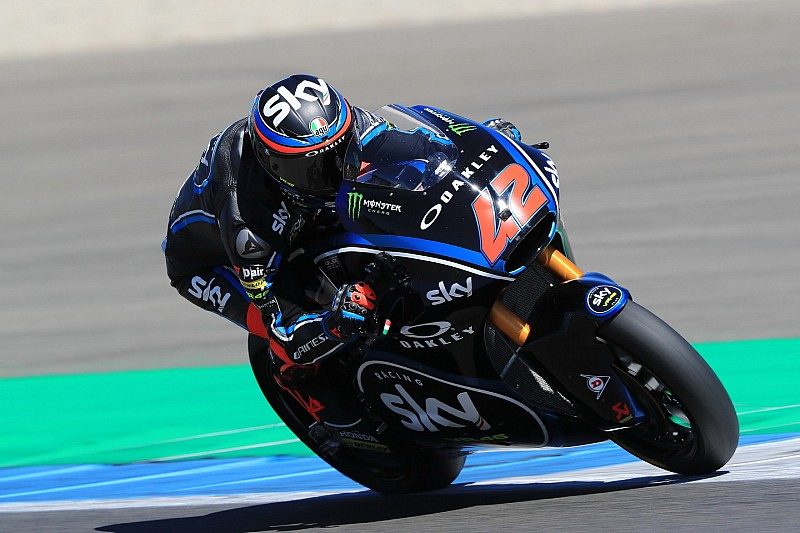 Moto2 Assen: Bagnaia zegeviert na dominant optreden