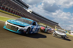 NASCAR, Race Team Alliance y 704Games colaboran para crear la NASCAR Esports League