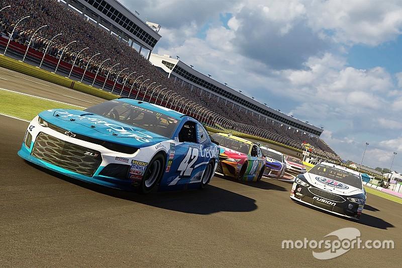 NASCAR, Race Team Alliance en 704Games presenteren NASCAR Esports League