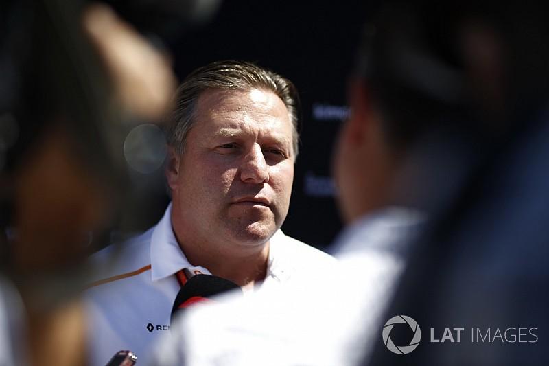 """マクラーレンCEO、チームの構造的欠陥に言及「意思決定が""""渋滞""""している」"""