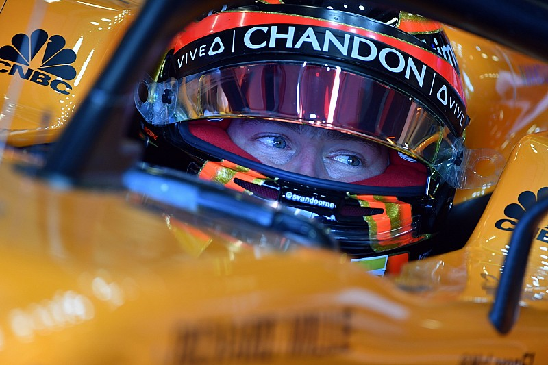 Vandoorne cree que hizo suficiente para continuar en McLaren