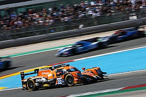 ELMS Noticias de última hora Memo Rojas es campeón de la European Le Mans Series
