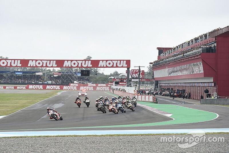 Argentina confirma la continuidad de MotoGP hasta 2021
