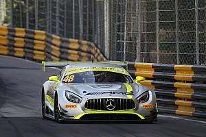 GT Race report Macau GT: Mortara doubles up with main race win