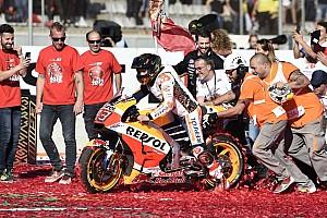 MotoGP Hasil Klasemen akhir pembalap MotoGP 2017