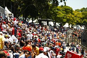 F1 Noticias de última hora La F1 aumentó el número de espectadores en los circuitos en 2017