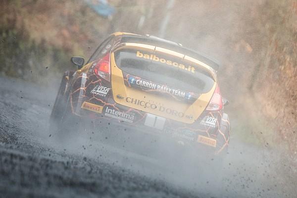Schweizer rallye Fotostrecke Bildergalerie: Sieg von Ivan Ballinari beim Rallye Pays du Gier