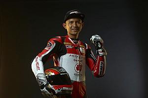 RESMI: Dimas Ekky balapan Moto2 2019