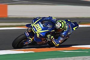 MotoGP Reaktion Trotz verkürzter Testzeit: Iannone und Rins sehen Fortschritte