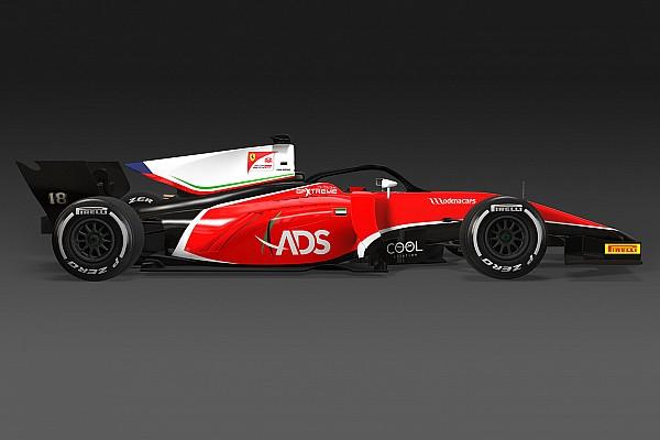 FIA F2 Actualités Charouz s'associe à Ferrari avec Delétraz et Fuoco