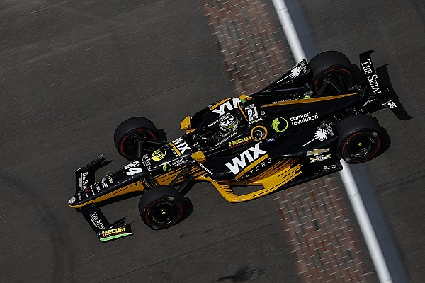 IndyCar Crónica de entrenamientos Karam lidera la sesión del lunes previo a Indy 500