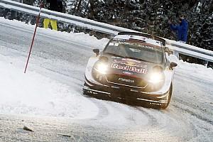 WRC Etappenbericht WRC Rallye Monte Carlo: Sebastien Ogier klar auf Siegkurs