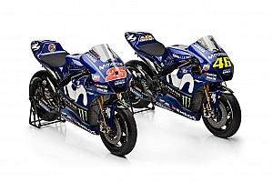 MotoGP Toplijst In beeld: De nieuwe Yamaha M1 van Rossi en Viñales