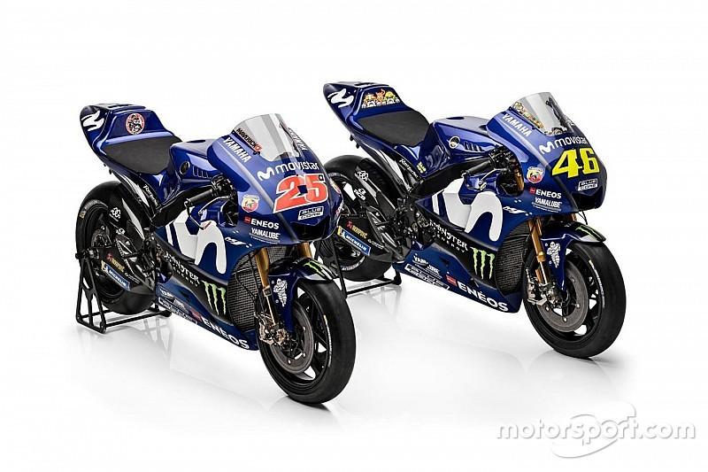 [MotoGP] 雅马哈公布新赛季赛车