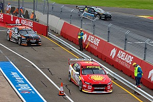 Supercars Practice report Adelaide 500: McLaughlin fastest in second practice