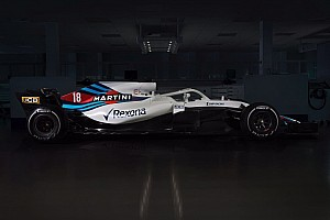 Williams показала первое студийное фото FW41