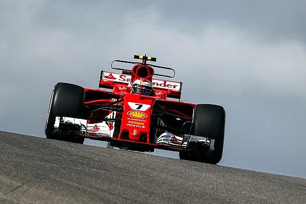 Formule 1 Réactions Räikkönen à stricte égalité avec Ricciardo :