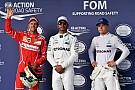 GP degli Usa: ecco la griglia definitiva dopo tutte le penalizzazioni