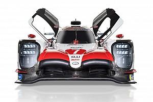 WEC Galería GALERÍA: así es el Toyota Racing TS050 Hybrid para el WEC