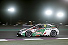 WTCC Michelisz y Guerrieri, adelante en la segunda prácica de Qatar