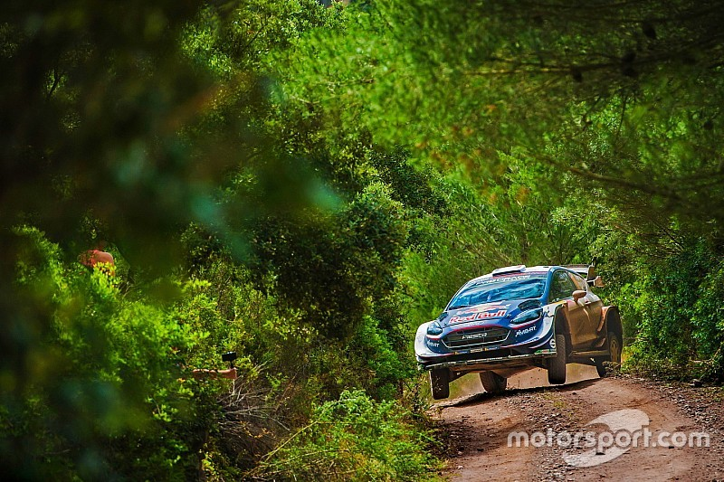 Ogier under investigation over missing timecard