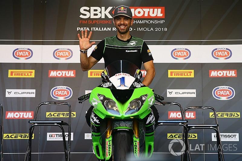Rossi: Kenan Sofuoğlu her zaman çok güçlü ve cesurdu
