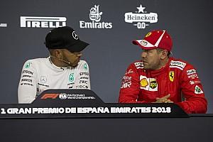 Fórmula 1 Últimas notícias Hamilton e Vettel criticam F1 mais lenta em 2019