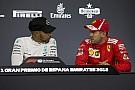 Fórmula 1 Hamilton y Vettel critican que la F1 será más lenta en 2019