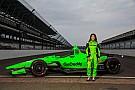 IndyCar Patrick, Indy 500'de kullanacağı renk düzenini tanıttı