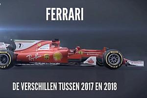 Formule 1 Analyse Tech analyse: Hoe Ferrari de dominantie van Mercedes wil doorbreken